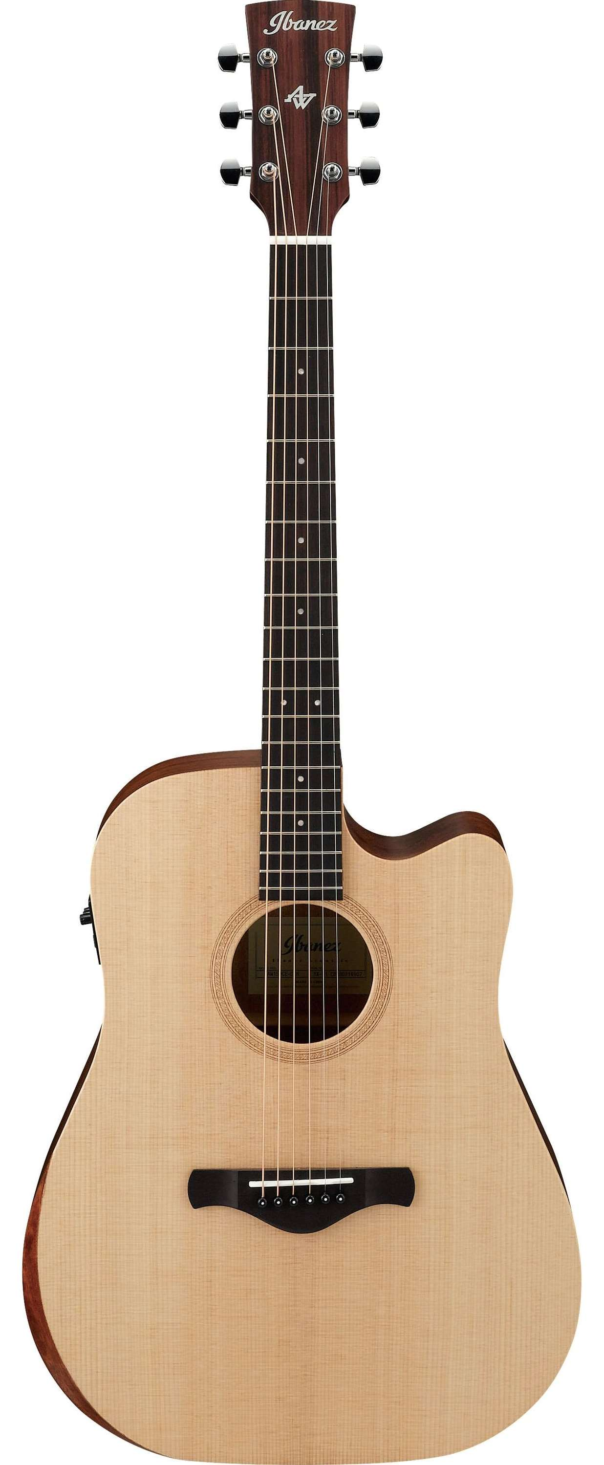 IBANEZ AW150CE-OPN ARTWOOD DREADNOUGHT