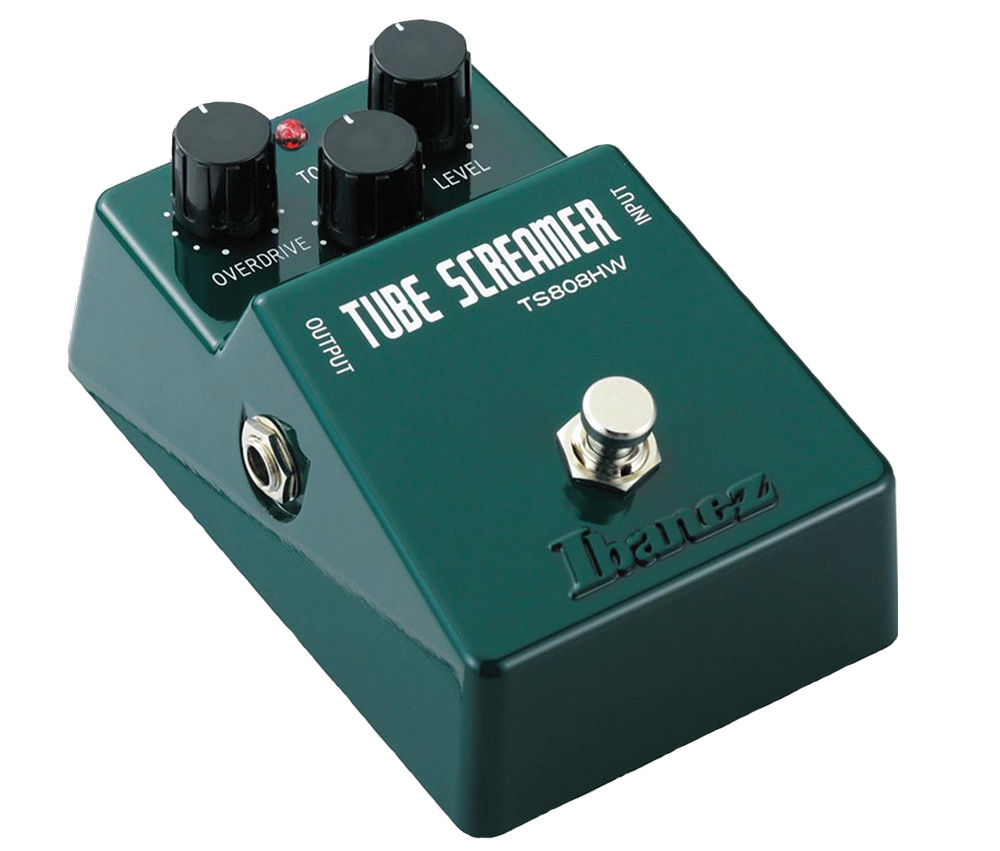 IBANEZ TS808 TUBESCREAMER WITH METAL BOX