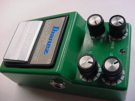 IBANEZ TS9DX TURBO TUBESCREAMER