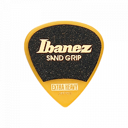 IBANEZ PA16XSG-YE FLAT PICK50PCS/SET SAND GRIP MODEL