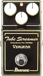 "IBANEZ TUBE SCREAMER + VEMURAM ""JAN RAY"" OVERDRIVE"